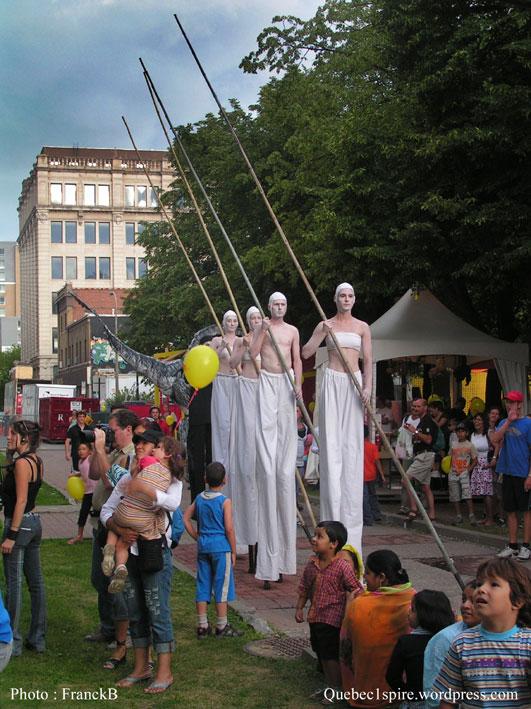 Montréal en été - Festval juste pour rire