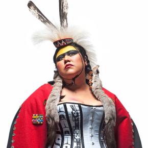 Quand l'art autochtone rencontre la cultureurbaine