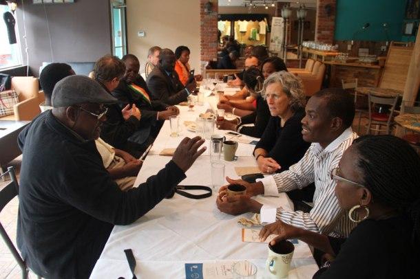 """La délégation du Niger aux """"Petites mains"""" une invitation concoctée sur mesure par la Cdec Centre Nord"""
