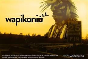 Le wapikoni ou 10 ans de cinéma des premièresnations