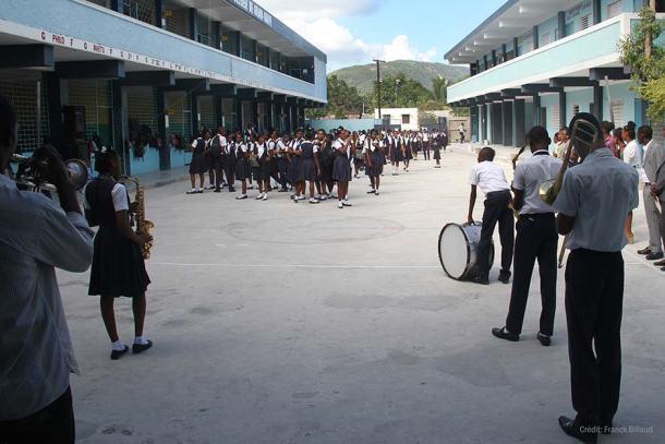 Orchestre de ISFAG -Haïti