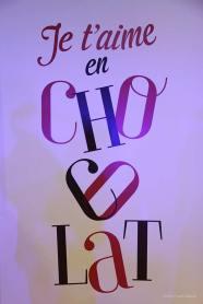 La thématique 2015 du salon du chocolat